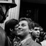La fameuse photo montrant Daniel Cohn-Bendit en mai 1968