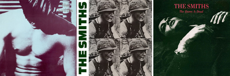 The Smiths, Meat is murder, The Queen is dead