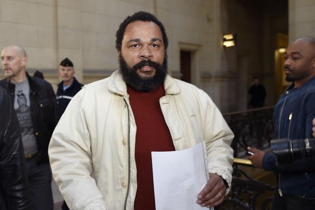 Dieudonné et Alain Soral au tribunal