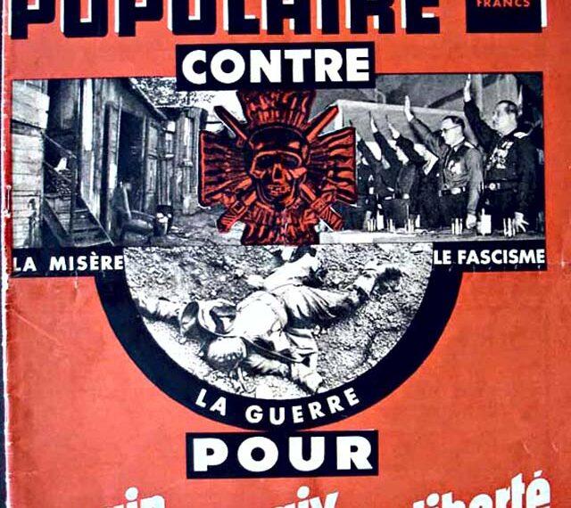 Le programme du Front Populaire (1936)