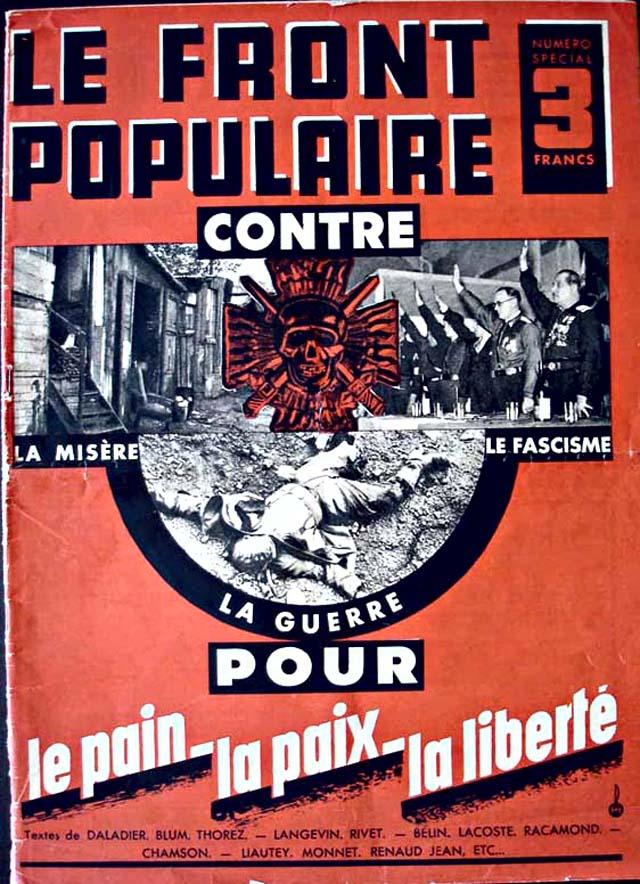 Read more about the article Le programme du Front Populaire (1936)