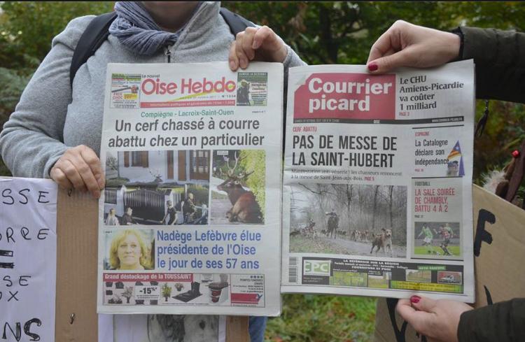 Read more about the article La chasse à courre : une véritable néo-féodalité