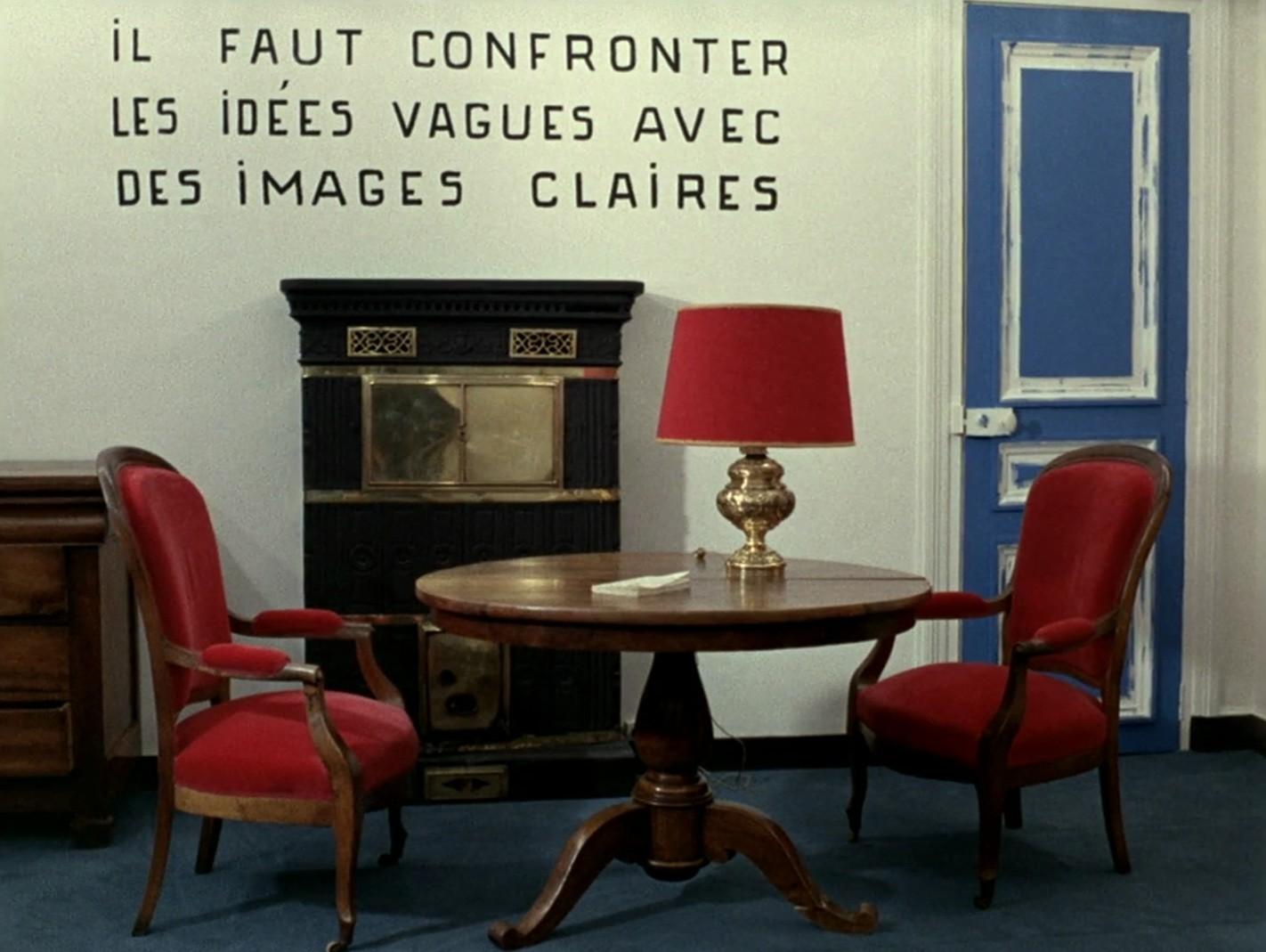 Read more about the article Le film «La chinoise» de Jean-Luc Godard (1967)