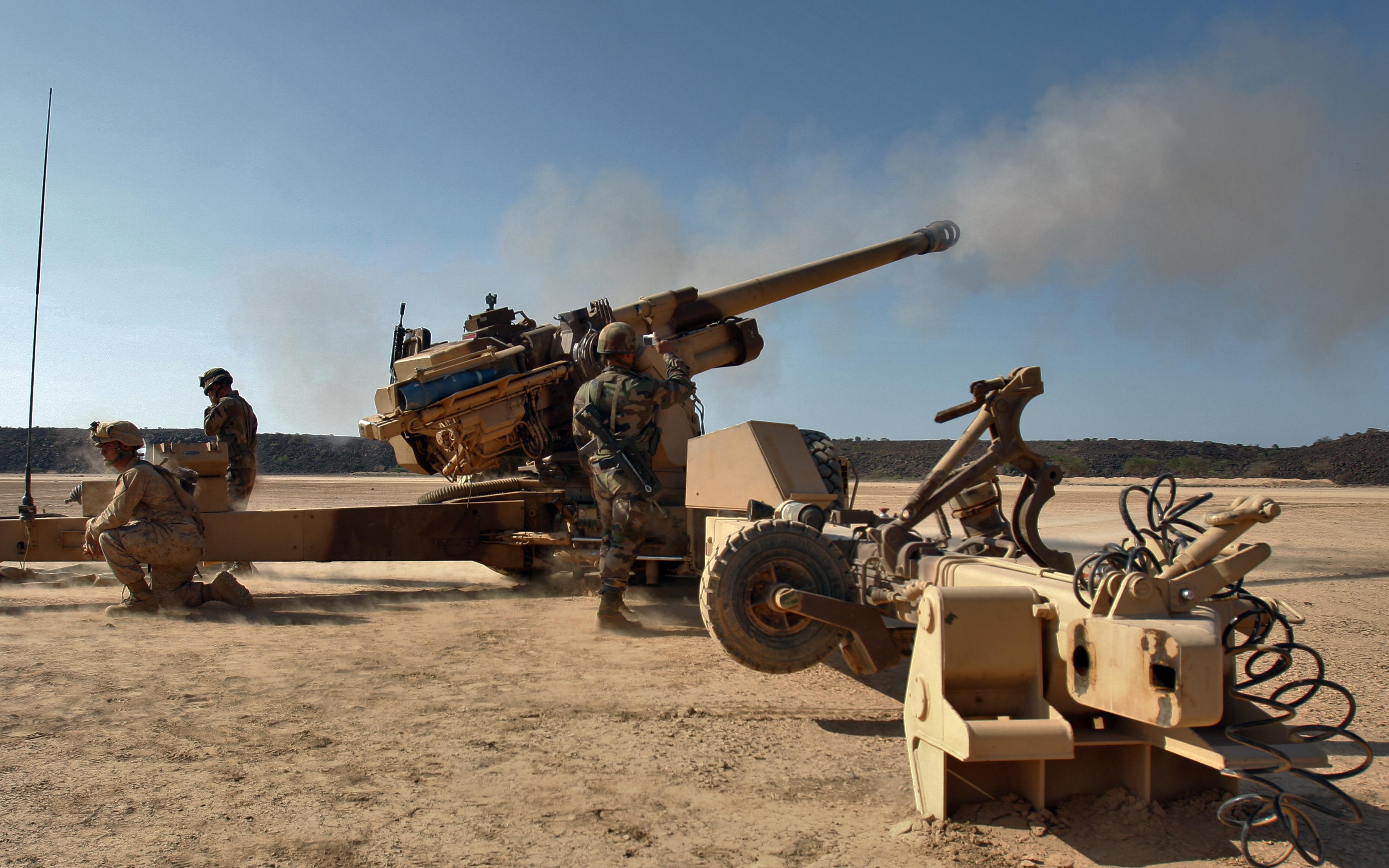 Djibouti, armée française