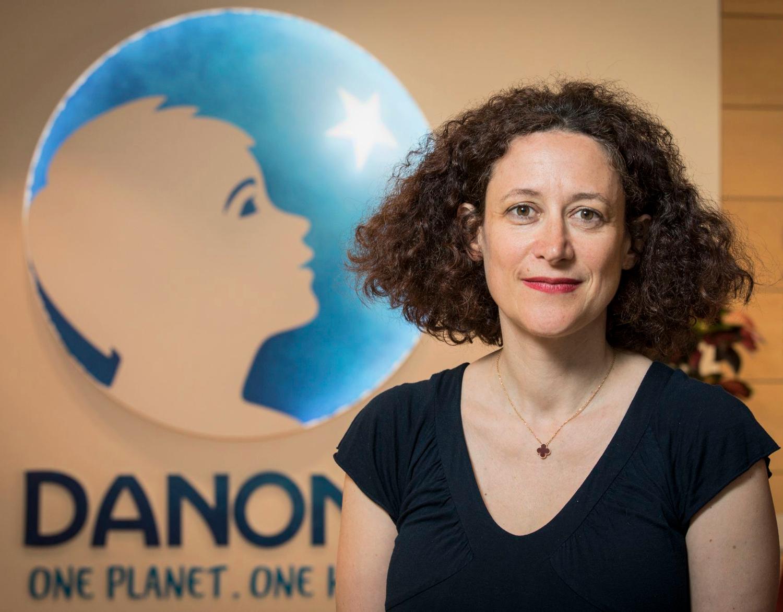 Emmanuelle Wargon Danone