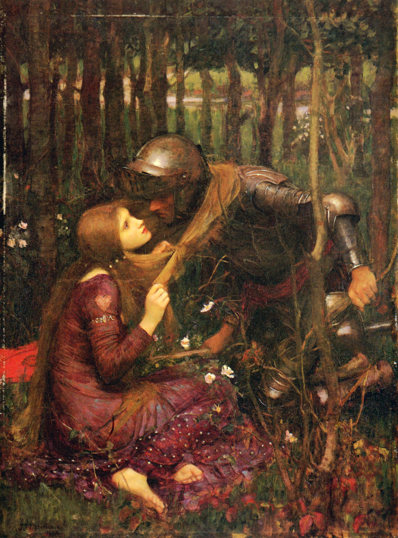 John William Waterhouse - La Belle Dame sans Merci