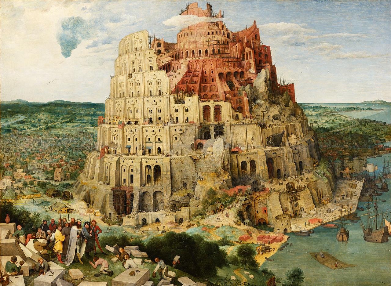 Bruegel - La Tour de Babel