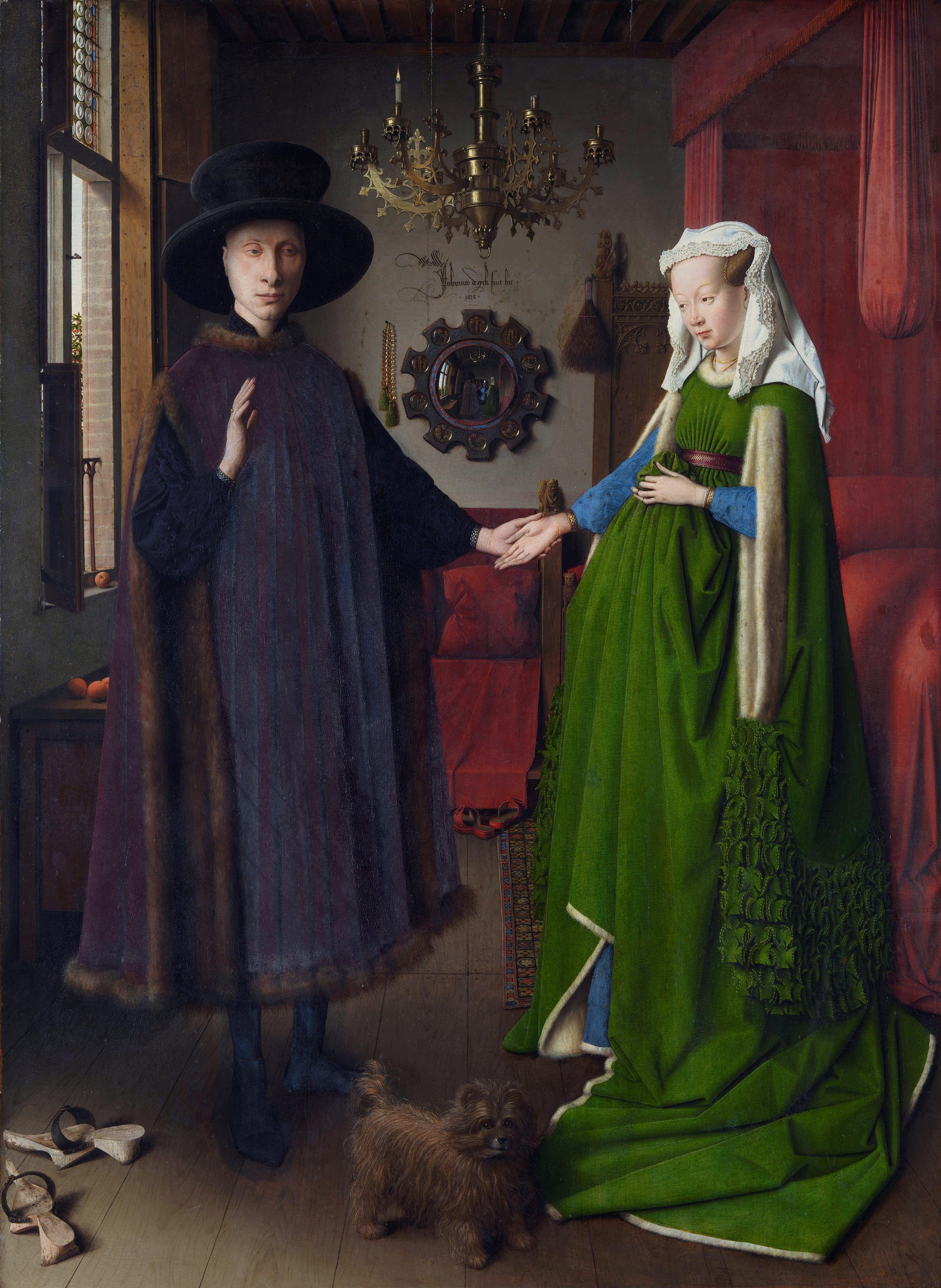 Van Eyck - Arnolfini