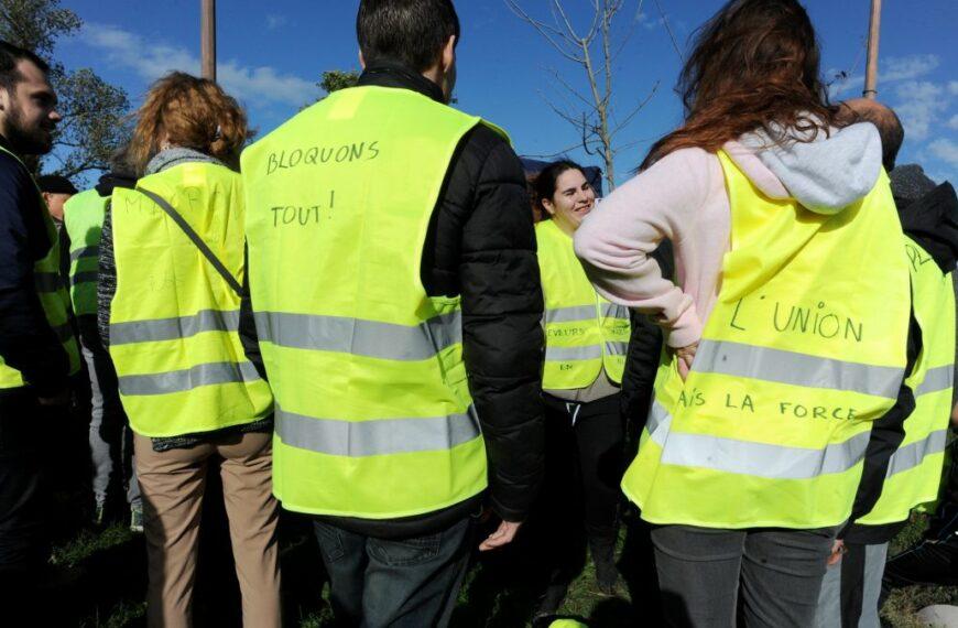 Les « gilets jaunes », colère populaire ou réaction populiste ?