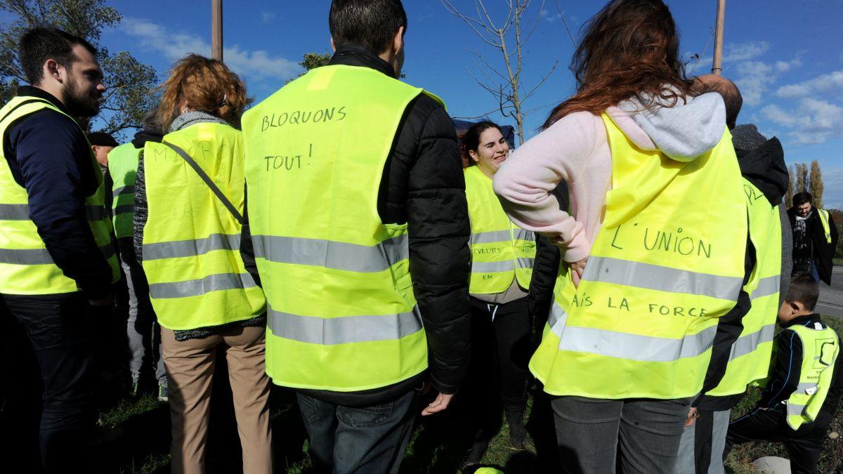 Read more about the article Les « gilets jaunes », colère populaire ou réaction populiste ?
