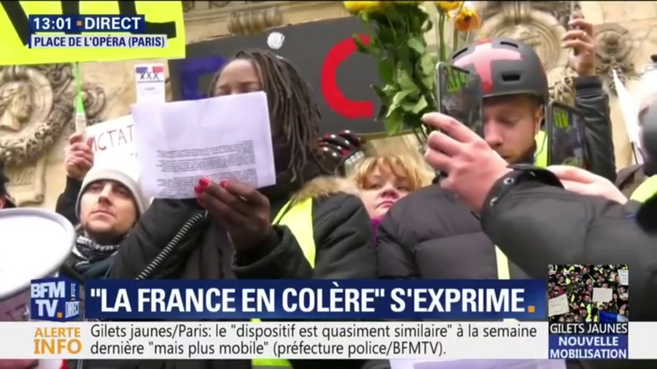 Read more about the article Fin des gilets jaunes, l'échec des petits-bourgeois pris de rage