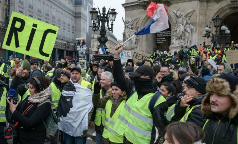 Read more about the article Le « référendum d'initiative populaire » contre la démocratie