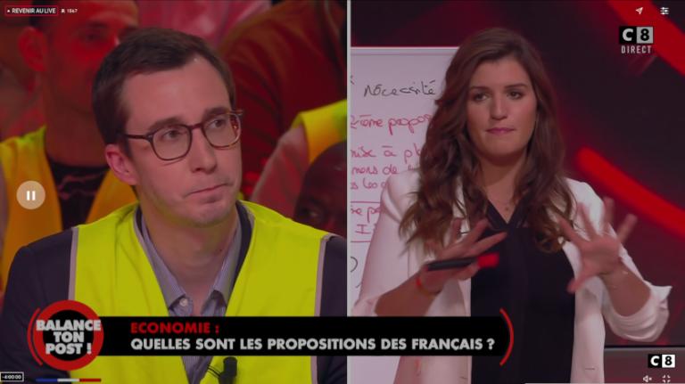 Read more about the article L'insupportable émission « La parole aux français » de Cyril Hanouna et Marlène Schiappa