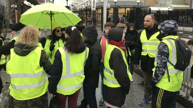 Read more about the article Les gilets jaunes ou la France comme terrain vague