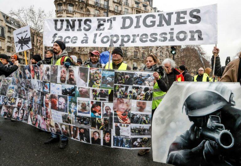Read more about the article Gilets jaunes, actes 12 : vers un dénouement accompagné par la CGT