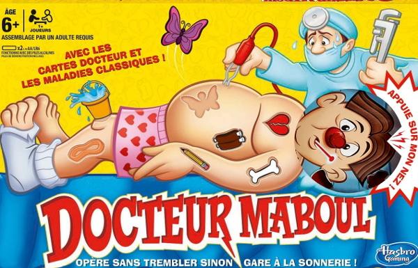 Read more about the article La vie, c'est comme Docteur Maboul