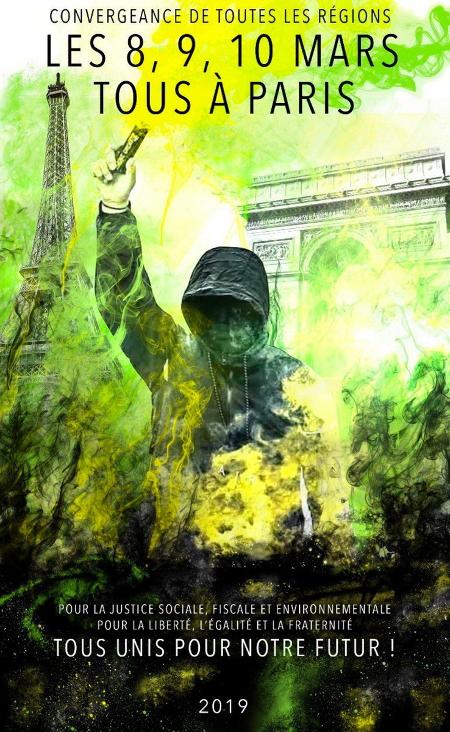 Read more about the article Acte XVII des gilets jaunes : l'échec de la bataille de Paris