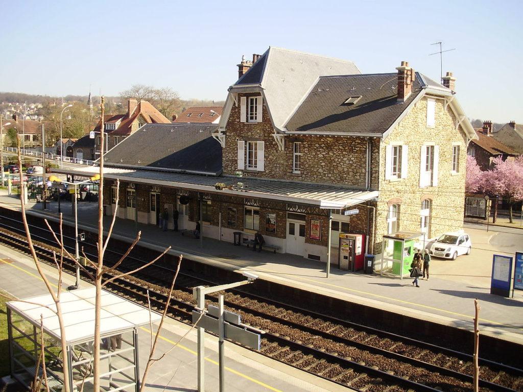 Gare de la Ferté sous Jouarre