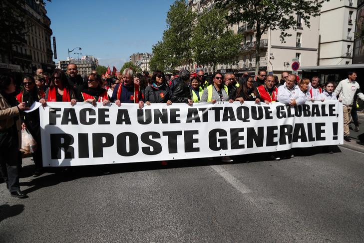 Read more about the article Acte XXIV des gilets jaunes : échec d'une pseudo-convergence