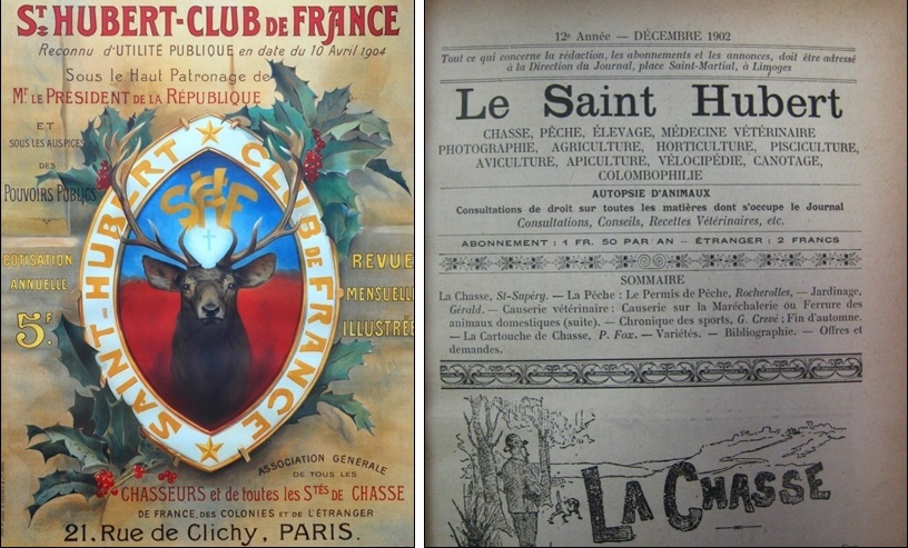 Read more about the article Le Saint-Hubert Club de France et ses conservateurs révolutionnaires