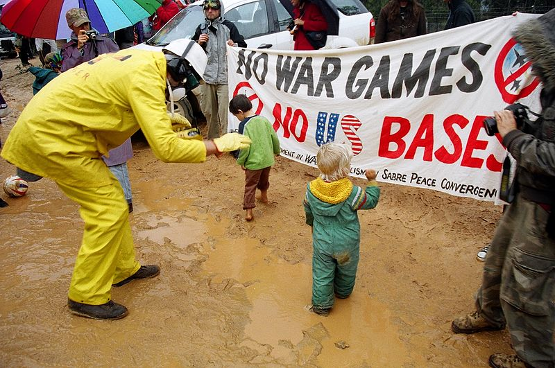 Read more about the article Tendance à la guerre : appel australien à la militarisation accentuée contre la Chine
