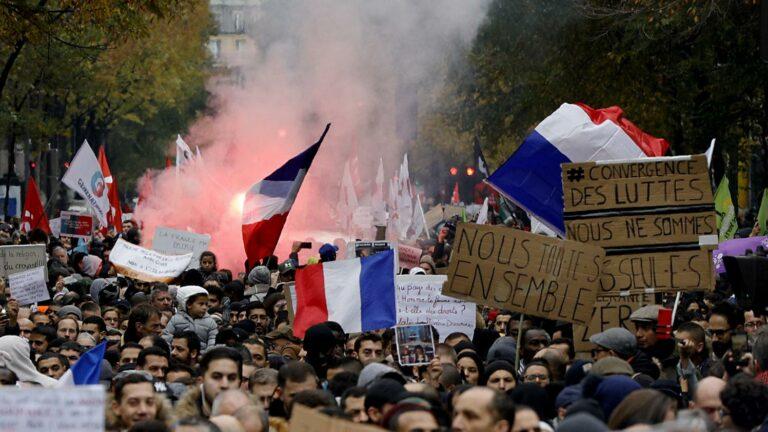 Read more about the article La tribune des «organisations de jeunesse» liées à la Gauche contre «l'islamophobie»