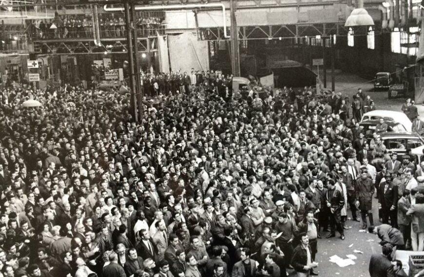 Grève: qu'est-ce qu'une assemblée générale ? Qu'est-ce qu'un «soviet» ?