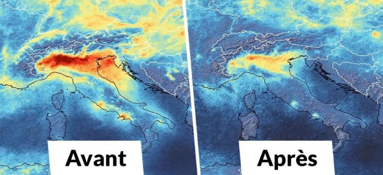 Read more about the article La baisse de la pollution de l'air n'est que partielle
