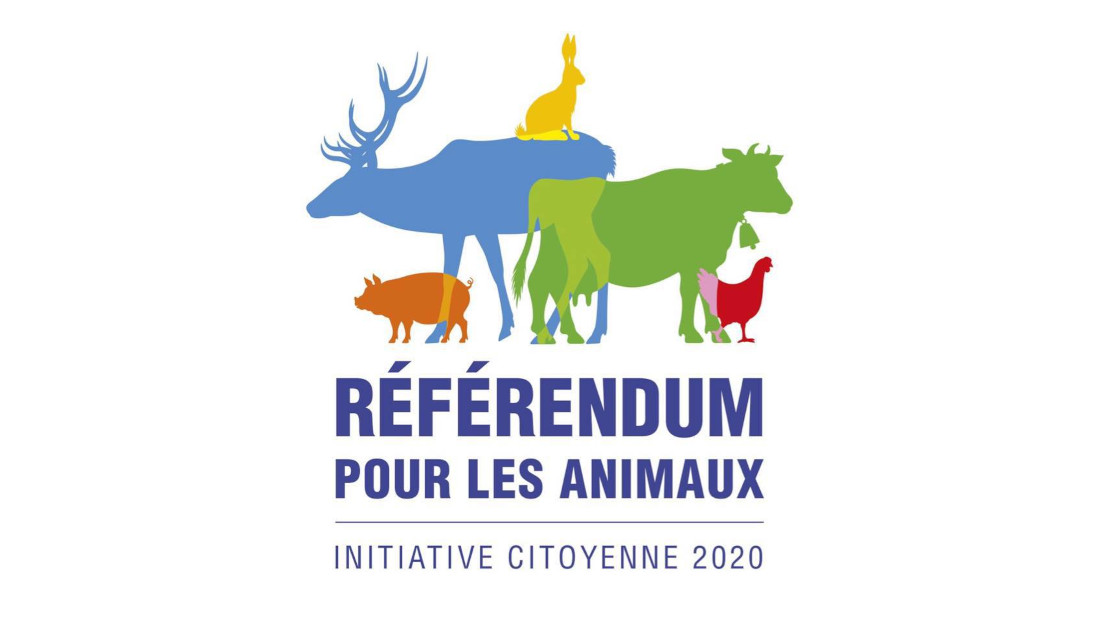 Lancement du projet «référendum pour les animaux»