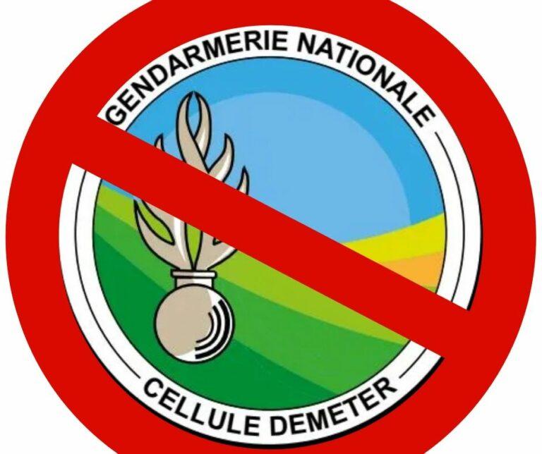Read more about the article Communiqué d'Eau & Rivières de Bretagne contre un «observatoire de l'agribashing», véritable antenne «Demeter» en Bretagne