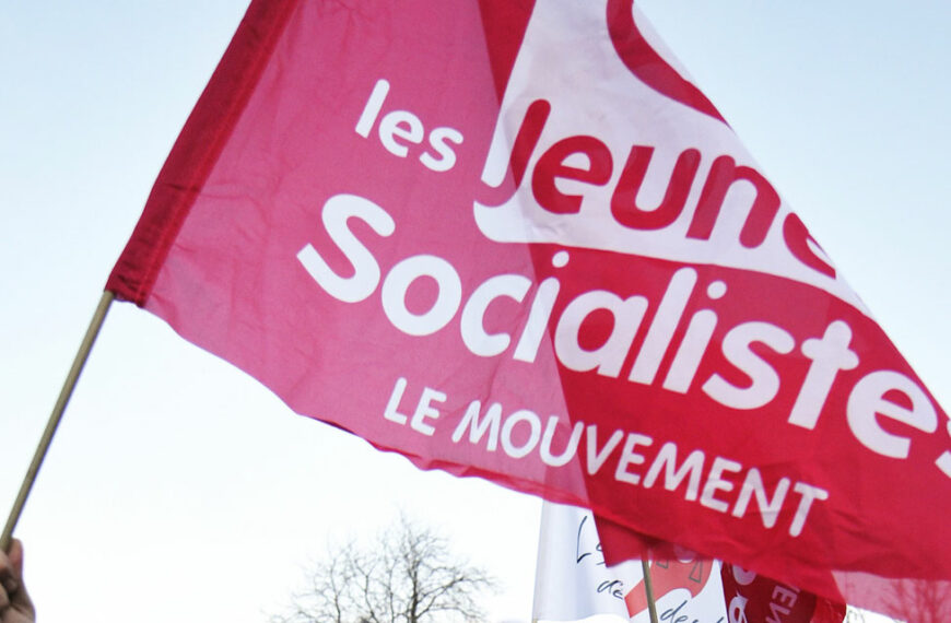 La lettre de démission d'un cadre du MJS et adhérent au Parti socialiste