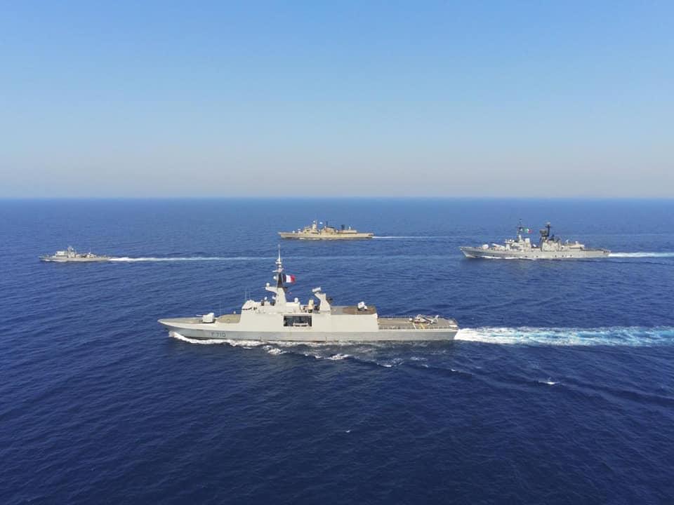 Read more about the article Vers la guerre: l'Armée française se déploie avec la Grèce face à la Turquie