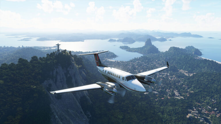 Read more about the article Jeux vidéo: le fascinant Flight Simulator 2020