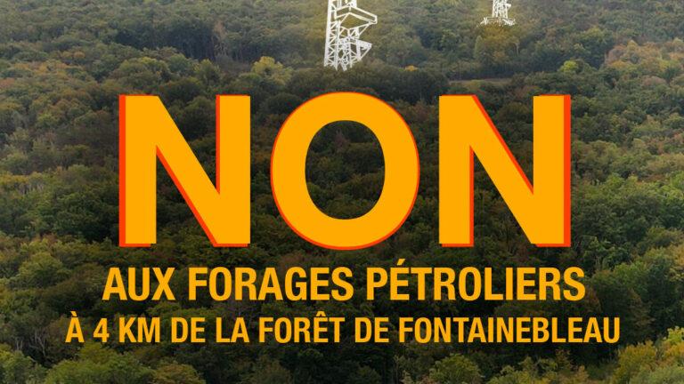 Read more about the article Des forages pétroliers menacent une partie de la région parisienne