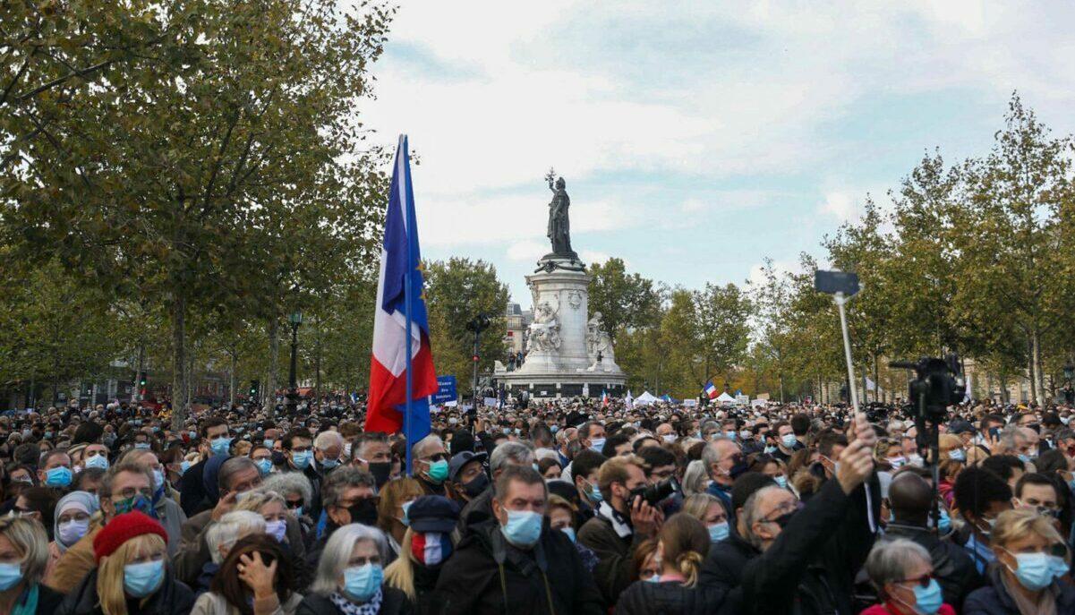 Read more about the article Rassemblements du 18 octobre 2020 : marquants sans être un marqueur