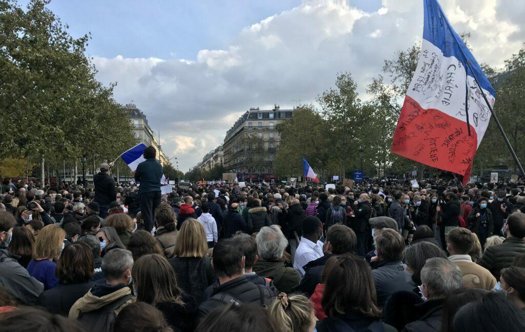 Read more about the article Octobre 2020: la Droite à l'offensive, la Gauche bousculée