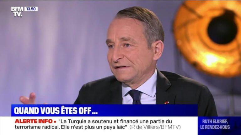 Read more about the article Pierre de Villiers, c'est La Rocque!