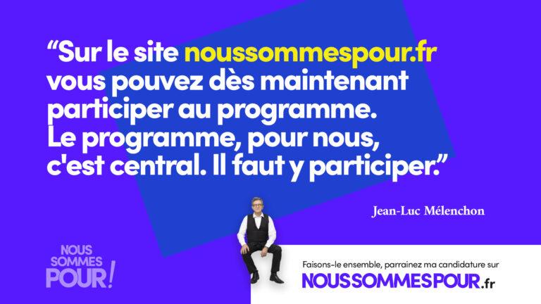 Read more about the article Noussommespour.fr: un populisme en-dehors de la Gauche