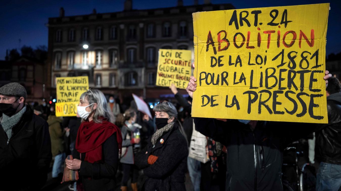 Read more about the article Article 24 : un exemple d'obsession petite-bourgeoisie quant à l'Etat