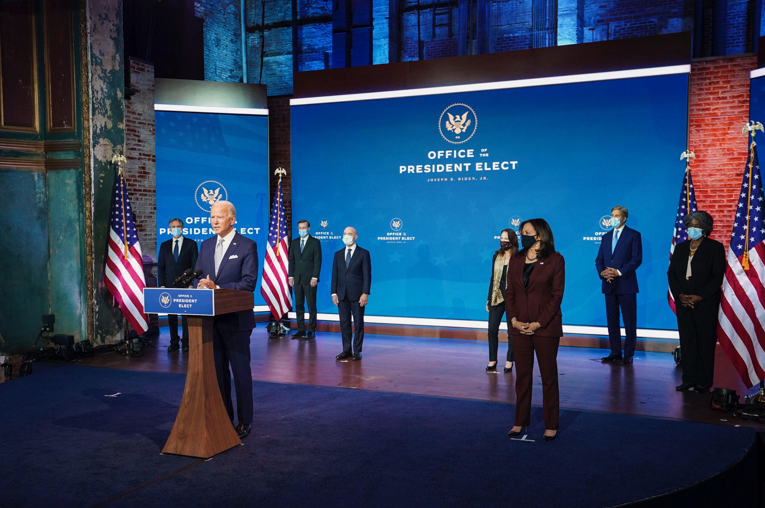 Read more about the article Joe Biden ou comment Wilmington entend prendre la tête du monde
