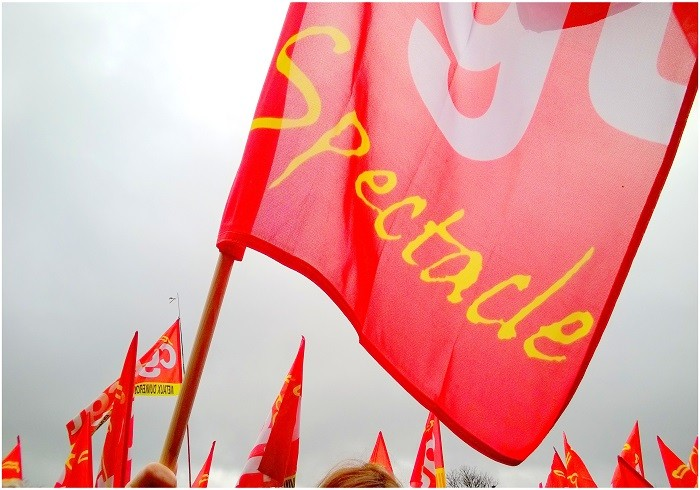 Read more about the article Culture: communiqué de la CGT spectacle pour la mobilisation du 15 décembre