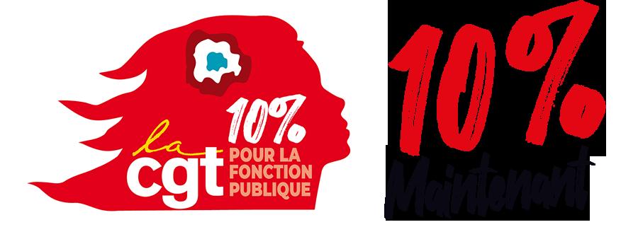 Read more about the article Excellente campagne CGT 10% pour la fonction publique