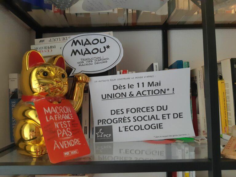 Read more about the article La vision du monde du PCF pour son centenaire: les cadres