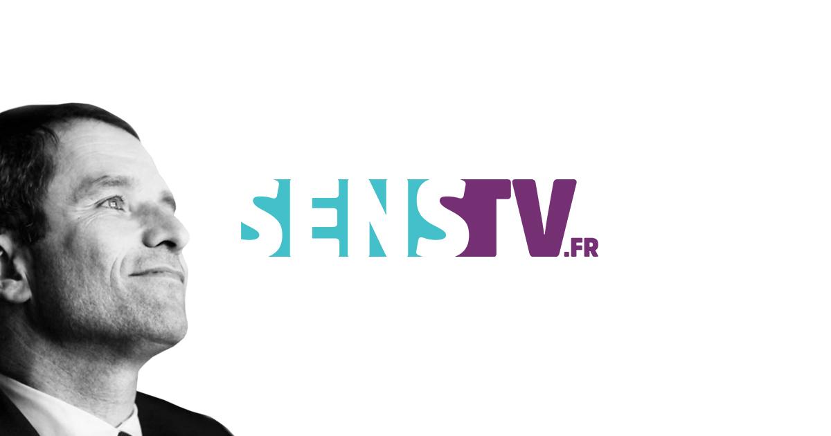 Read more about the article Benoit Hamon lance SensTV