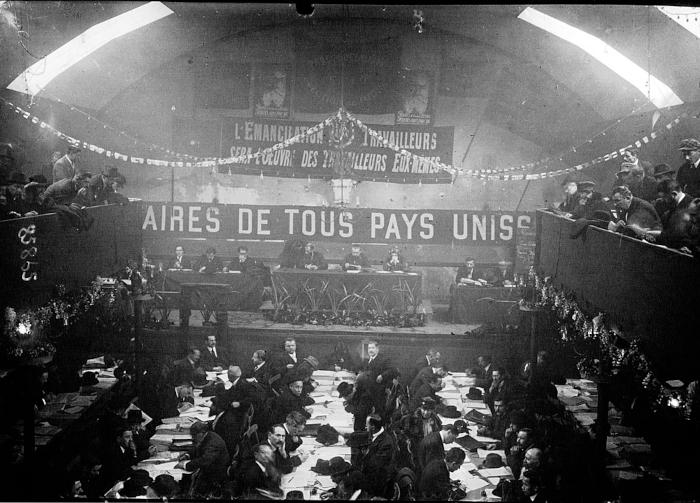 Read more about the article Il y a cent ans le congrès de Tours