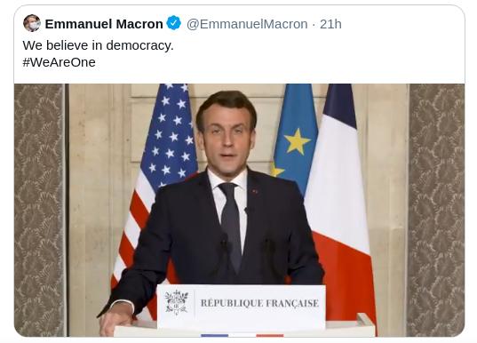 Read more about the article Occupation du Capitole : Emmanuel Macron et le Parti socialiste en panique