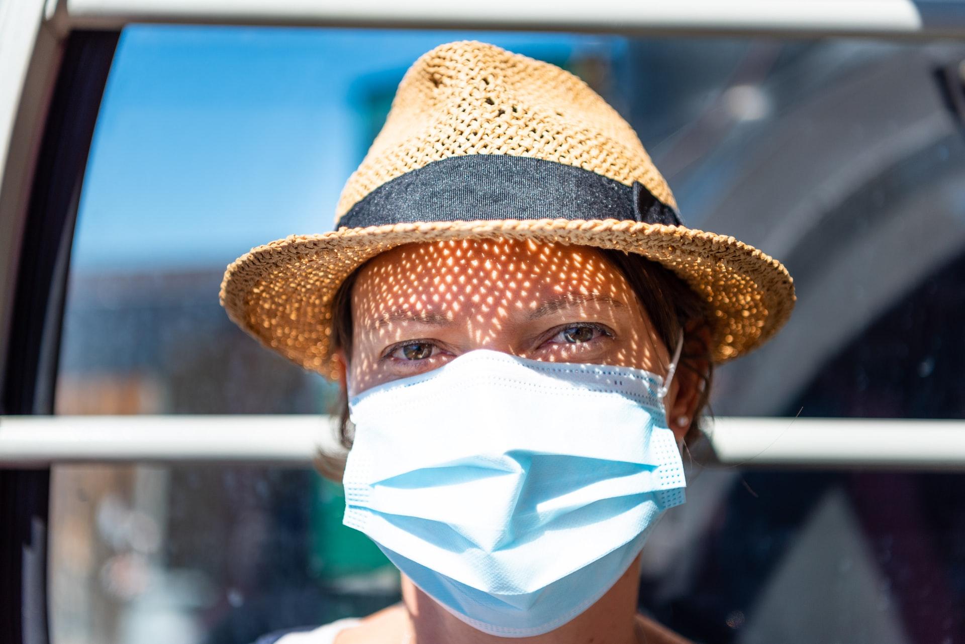 Les masques ne sont pas adaptés à la morphologie des femmes