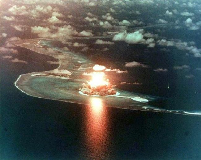 Read more about the article L'association 193 dénonce un nouveau mensonge d'État à propos des essais nucléaires en Polynésie