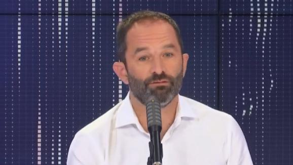 Read more about the article Benoît Hamon trahit la Gauche pour EELV
