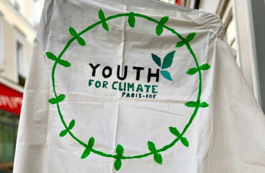 Tribune de Youth for Climate Paris: «Nous voulons une union de la gauche en 2022»